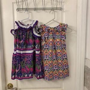 2 Crewcuts dresses size 6